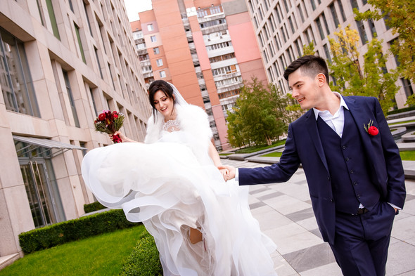 7.10 wedding day) - фото №43