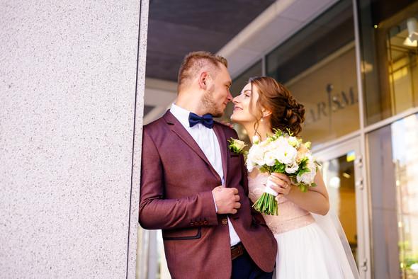11.08 wedding day - фото №5