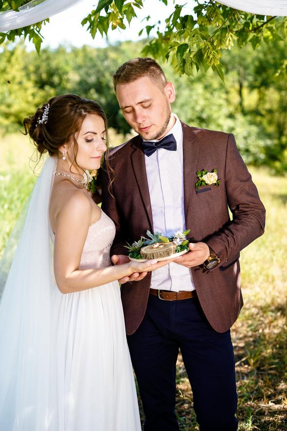 11.08 wedding day - фото №22