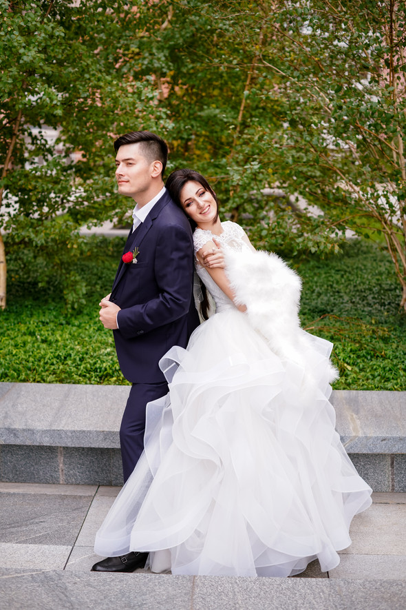 7.10 wedding day) - фото №25