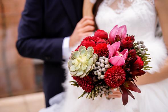 7.10 wedding day) - фото №39