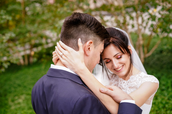 7.10 wedding day) - фото №24