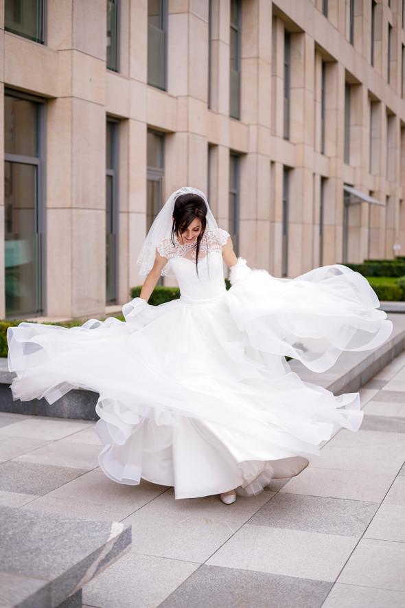 7.10 wedding day) - фото №35