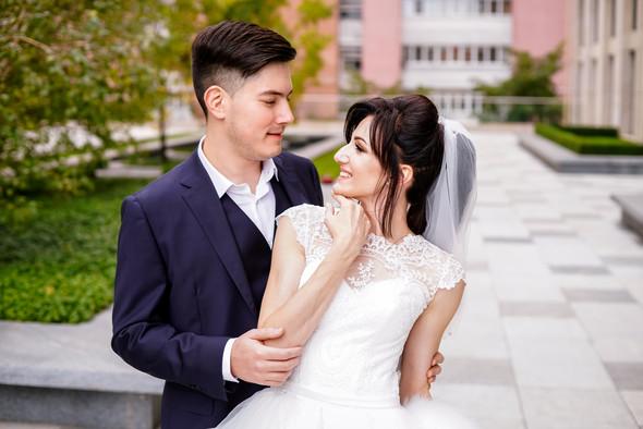 7.10 wedding day) - фото №22