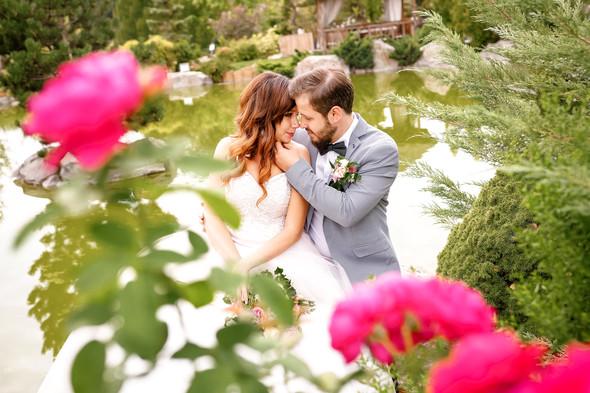 8.09 wedding day - фото №34