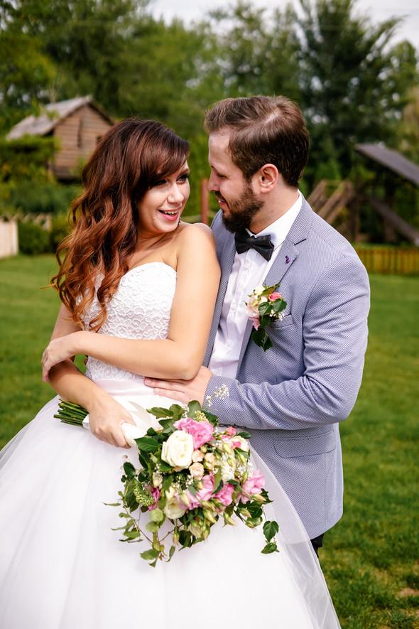 8.09 wedding day - фото №32