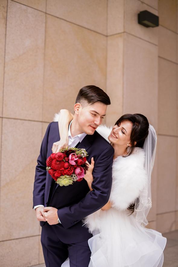 7.10 wedding day) - фото №14