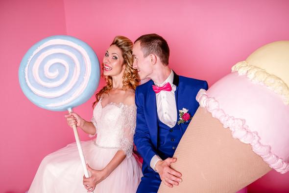 22.09 wedding day - фото №23