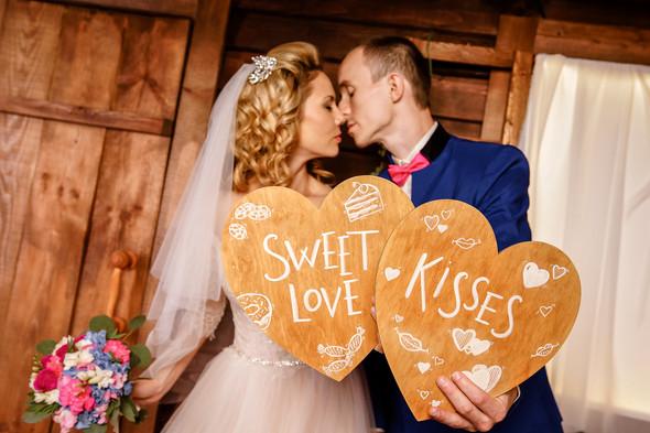22.09 wedding day - фото №37