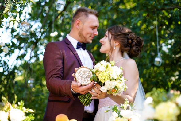 11.08 wedding day - фото №17