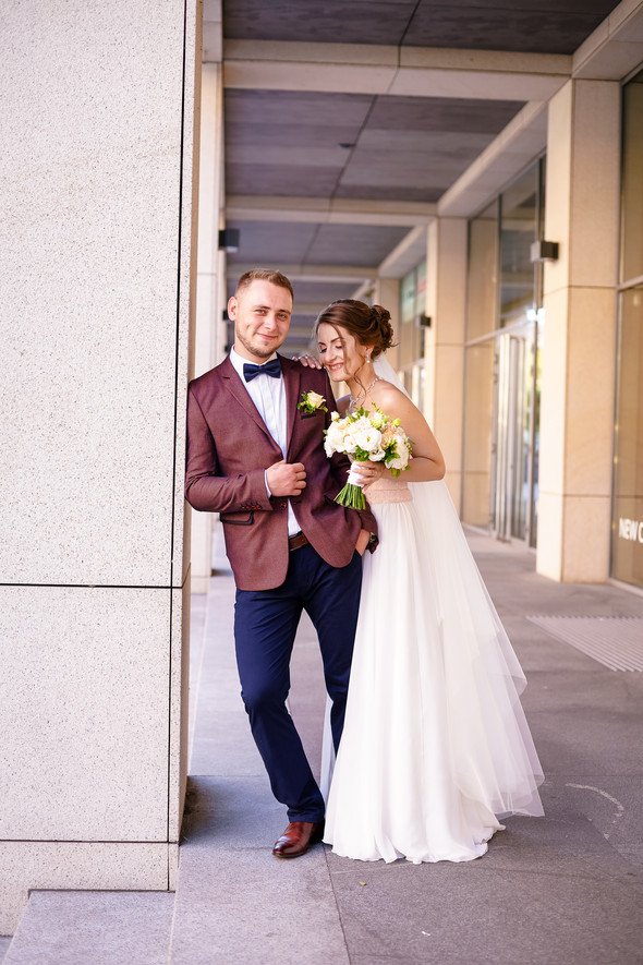 11.08 wedding day - фото №6
