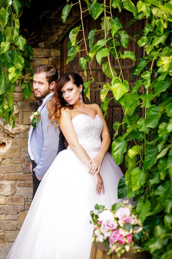 8.09 wedding day - фото №30