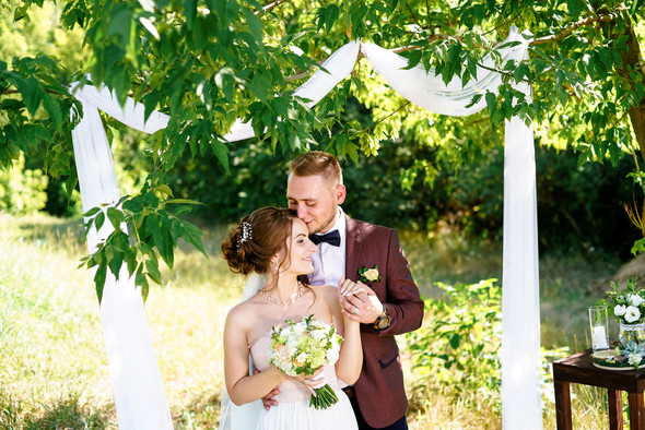 11.08 wedding day - фото №24