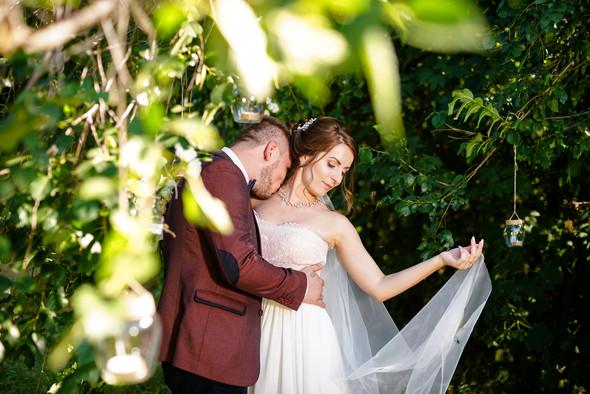 11.08 wedding day - фото №18