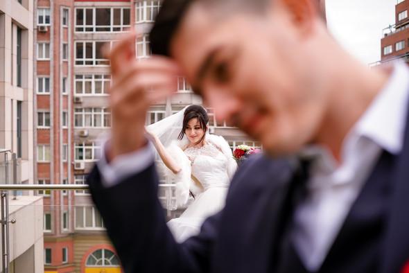 7.10 wedding day) - фото №30