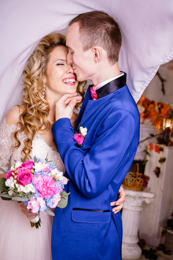 22.09 wedding day - фото №35