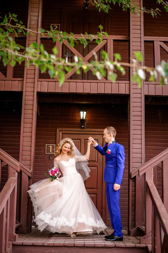 22.09 wedding day - фото №42