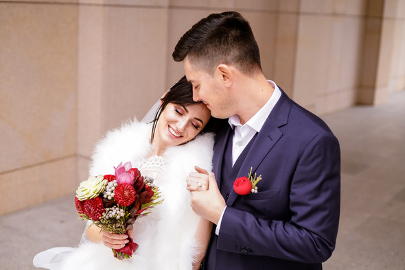 7.10 wedding day) - фото №12