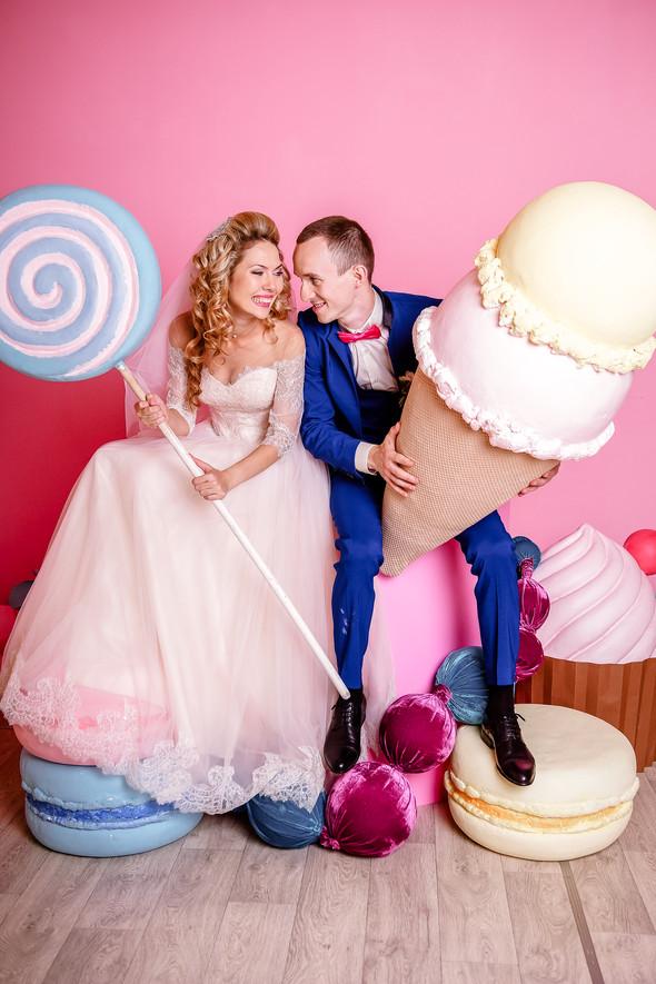 22.09 wedding day - фото №25