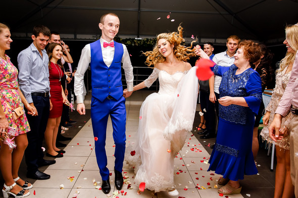 22.09 wedding day - фото №57