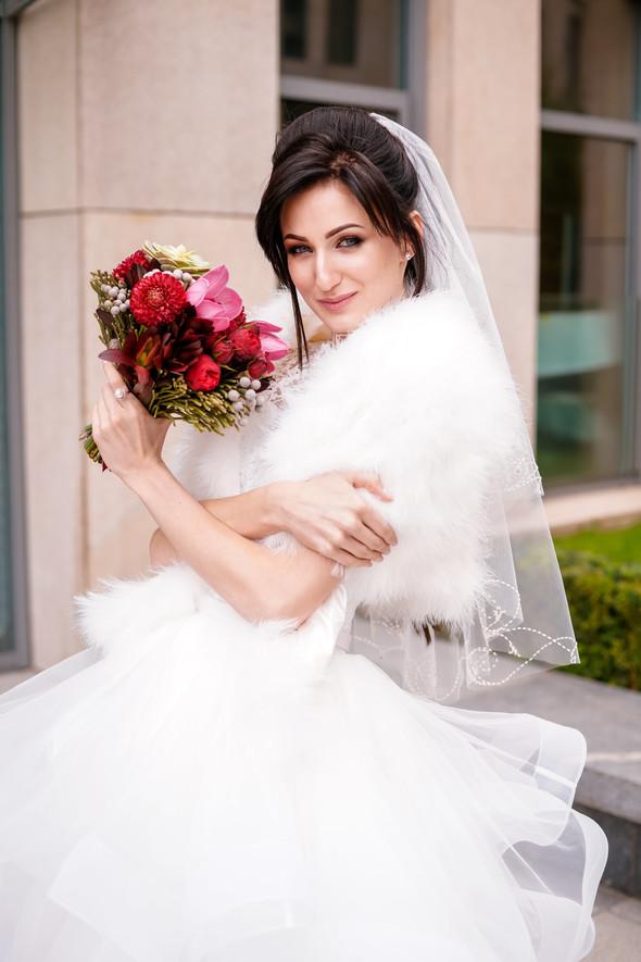 7.10 wedding day) - фото №34