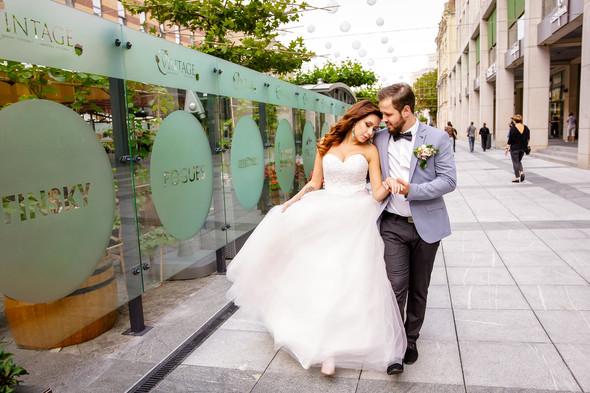 8.09 wedding day - фото №39