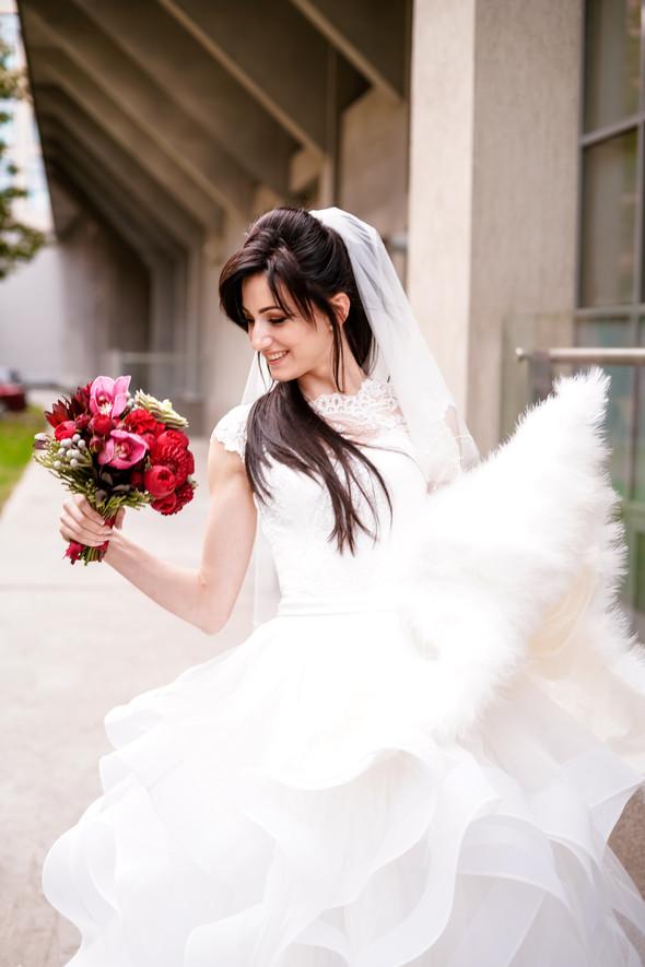 7.10 wedding day) - фото №44