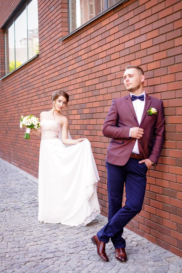 11.08 wedding day - фото №9