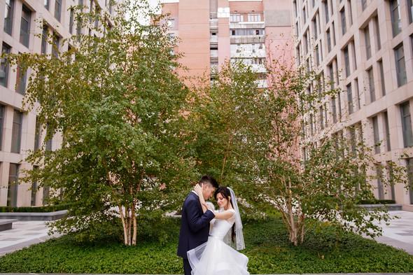 7.10 wedding day) - фото №32