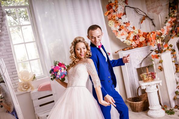 22.09 wedding day - фото №36