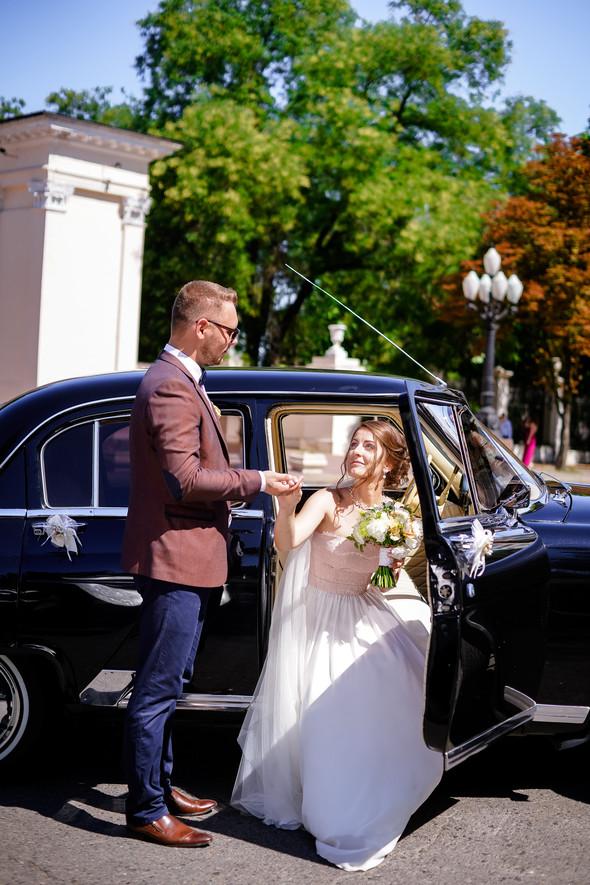 11.08 wedding day - фото №13