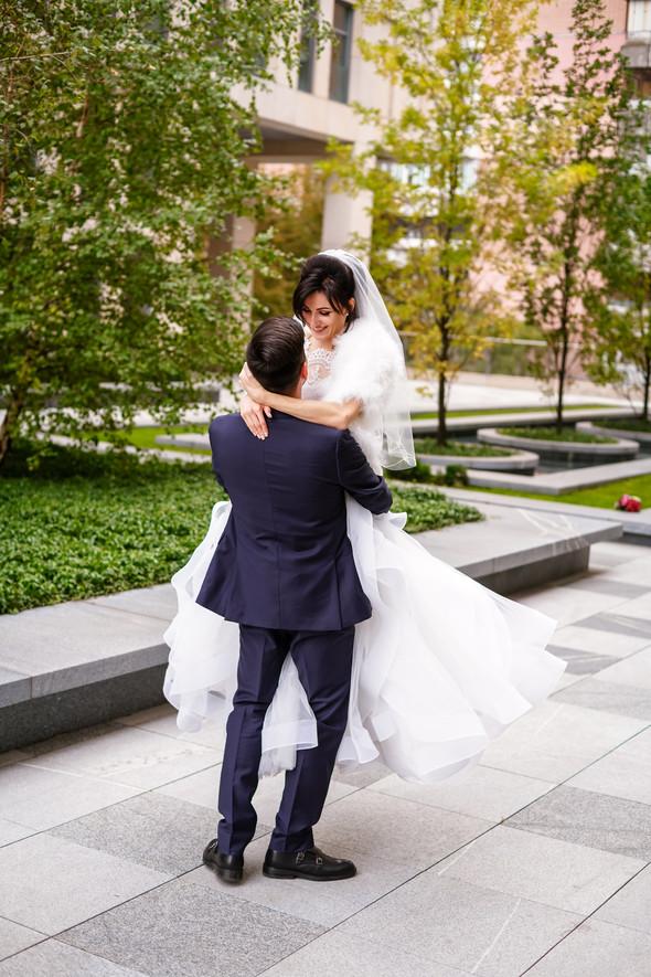 7.10 wedding day) - фото №18