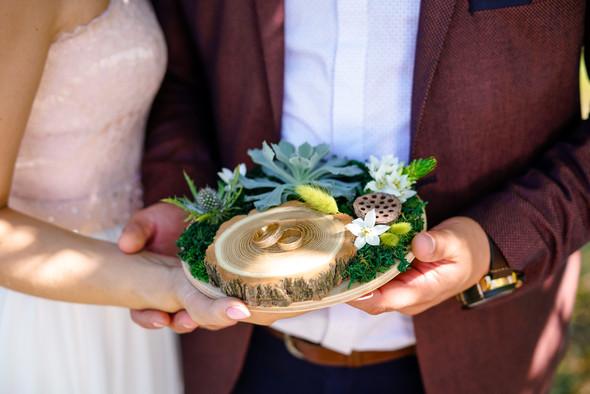 11.08 wedding day - фото №23