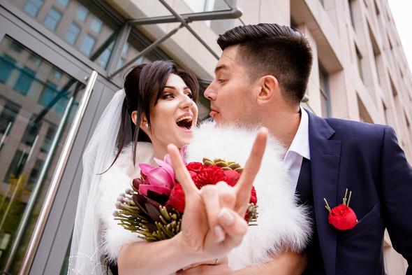 7.10 wedding day) - фото №40