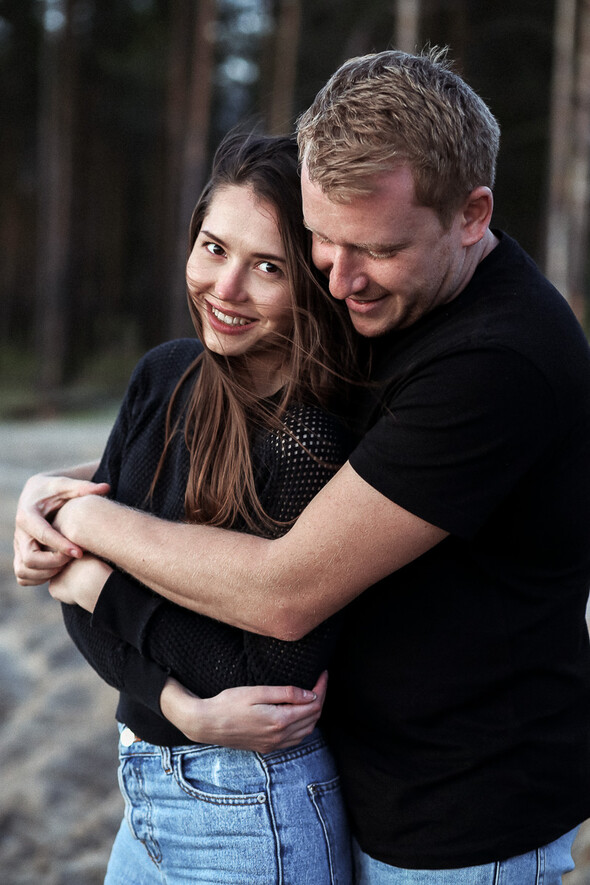 Виталик и Марина - фото №20
