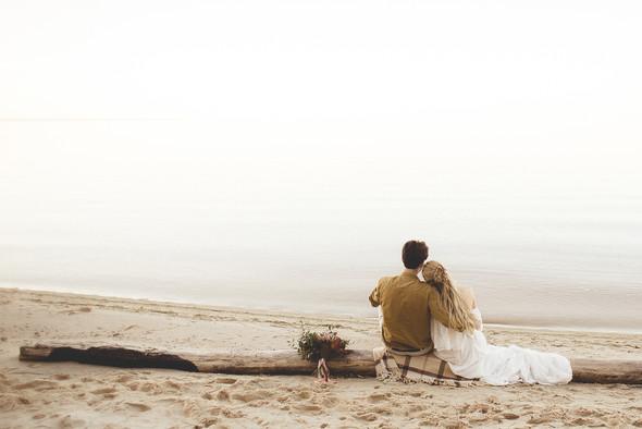 Свадебная фотосессия Саши и Лёши - фото №32