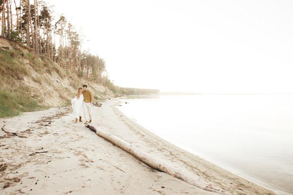 Свадебная фотосессия Саши и Лёши - фото №18