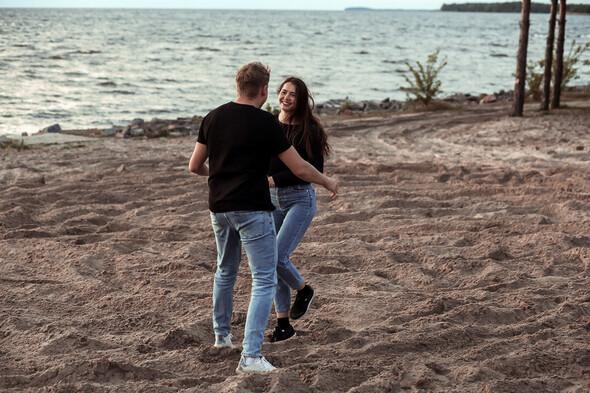 Виталик и Марина - фото №13