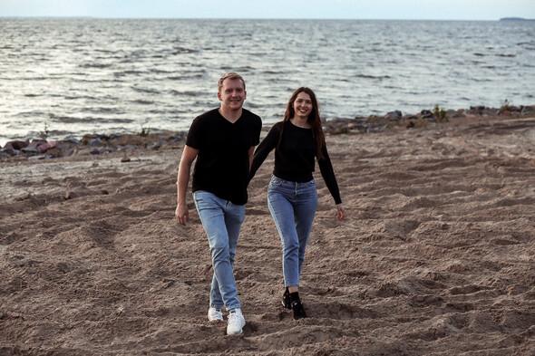 Виталик и Марина - фото №14