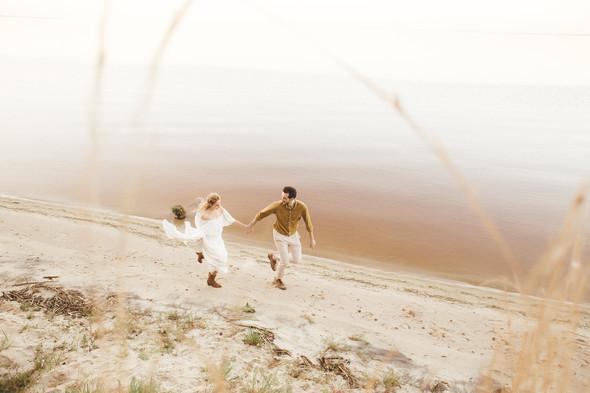 Свадебная фотосессия Саши и Лёши - фото №44