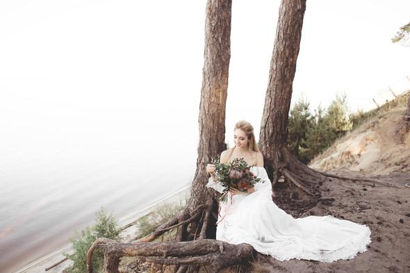 Свадебная фотосессия Саши и Лёши - фото №13