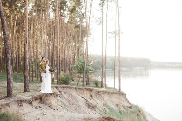 Свадебная фотосессия Саши и Лёши - фото №17
