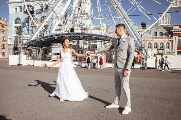 Денис и Вероника - фото №24