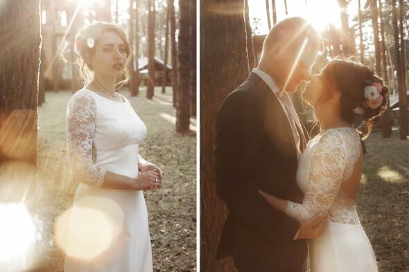 Катя и Виталик - фото №51
