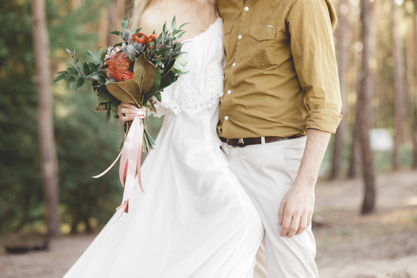 Свадебная фотосессия Саши и Лёши - фото №14
