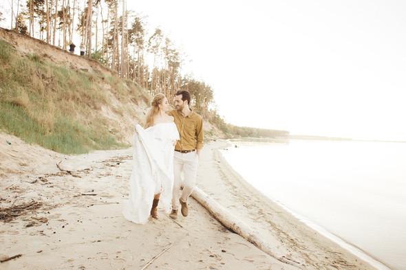 Свадебная фотосессия Саши и Лёши - фото №27