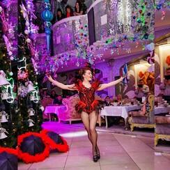 Elizabet EUA - артист, шоу в Одессе - фото 2