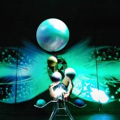 Elizabet EUA - артист, шоу в Одессе - фото 1