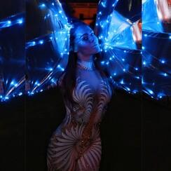 Elizabet EUA - артист, шоу в Одессе - фото 3