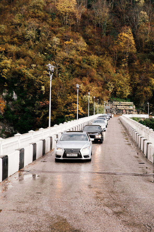 кавказская свадьба - фото №20